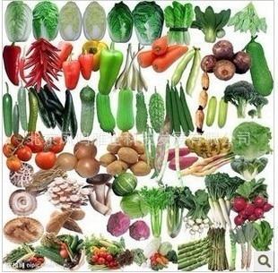 Balcony Vegetables Package Bonsai  Mix Hot Organic Vegetable  100pcs/lot
