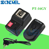 PT 16 GY 16 Channels Wireless Flash Trigger For Canon Nikon Sigma Yongnuo YN568EX II YN600EX