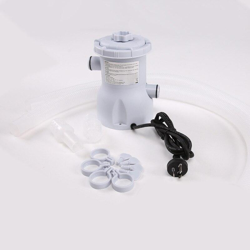 Pompe de filtre de piscine électrique pour nettoyage de piscines 220 V C55K vente