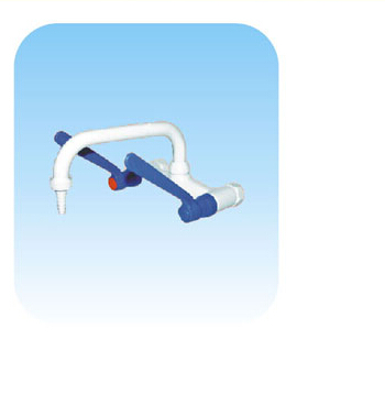 купить E5008 laboratory Wall single - elbow moving hot and cold hot and cold water taps по цене 3957.85 рублей