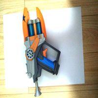 New Cartoon Big size Anime Slugterra Play Shot Gun Toy Boy Toy Pistol Gun Gift
