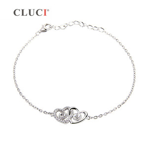 CLUCI Valentines Gift 925 ster