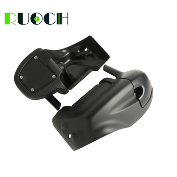 RUOCH For Harley Touring Lower Fairing Street Glide Electra Glide Lower Vented Leg Fairing Motorcycle Touring Accessories 93-13