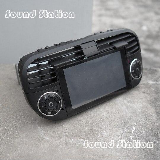 for fiat 500 auto car dvd gps navigation media center. Black Bedroom Furniture Sets. Home Design Ideas