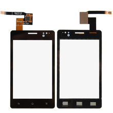2pcs/lot Original New Touch Screen Glass Panel Digitizer For Sony Xperia go ST27 ST27i ST27a High Quality Touch Digitizer