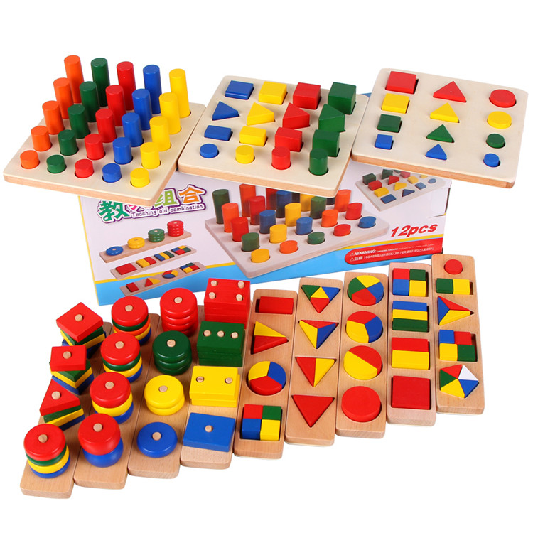 Children Kids Educational Toy Learning Teaching Math Developmental Baby Toys