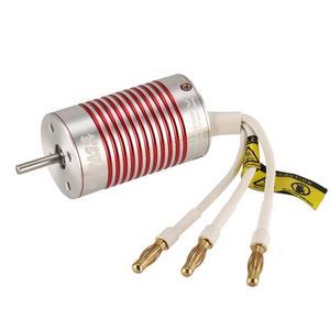 Image 5 - Motor sin escobillas SURPASSHOBBY Platinum, 2845 4370KV 3930KV 3800KV 3100KV con tarjeta de programación ESC 45A para Wltoys