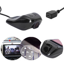 HD Hidden WiFi Car DVR Vehicle Camera Video Recorder USB Dash Cam Night Vision(China)