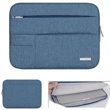Nylon Men Felt Waterproof Laptop Bag for mac Macbook Air Pro Xiaomi Laptop Sleeve Case 13.3 for Acer Dell HP Asus