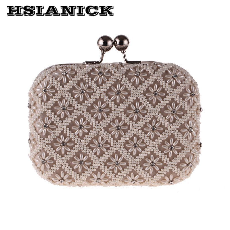 Women new evening handbags fashion small clutch chain handbag dress pearl bag party hand mini square hard shell lady evening bag new luxury hollow handbag dinner party bag women s evening bag fashion women s crossbody bag women clutch bags lady gifts flower