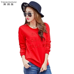 Treroninae women hoodies sweatshirts female o neck loose top spring autumn plus size undershirt long sleeve.jpg 250x250