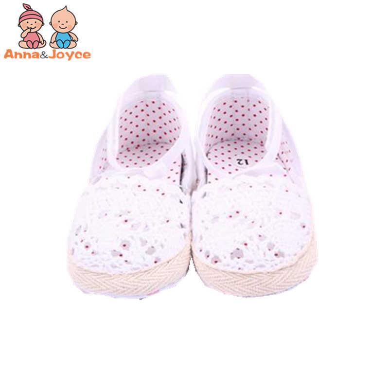 תינוק נעליים חדש חלול נשי תינוק נעליים לפעוטות נעליים רך נוח נעלי 0-1T XZ0181