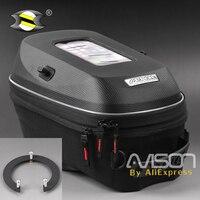 Motorcycle Navigation Tank Bags Kit Fit Fot Kawasaki ER 6N ER 6F 650 05 15 Versys