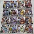 Лучший Подарок На День Рождения Бесплатная Доставка Beyblade Металл Fusion Металл beyblade набор как детям подарки 16 Различных 4D beyblade с запуском