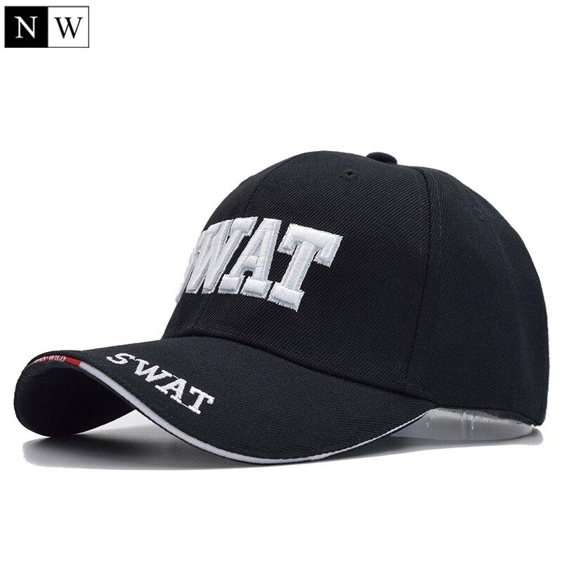 Prix pour [NORTHWOOD] 2017 tactique cap mens casquettes de baseball marque swat cap swat chapeau snapback caps coton réglable gorras planas homme