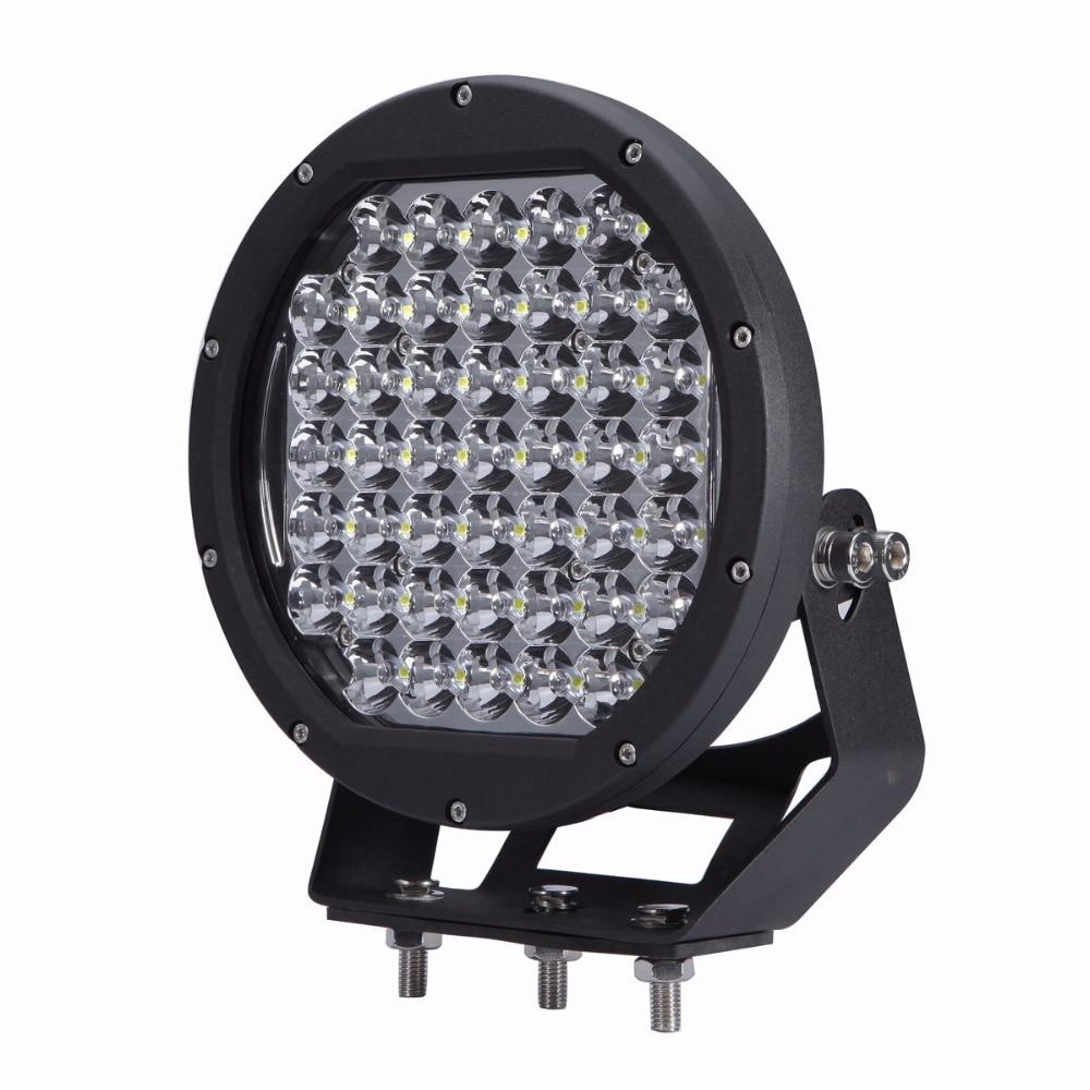9 Offroad LED Driving Light 185W 225W 12V 24V SUV Car Truck Auto Trailer Tractor Wagon Van Camper 4X4 4WD ATV AWD Headlight