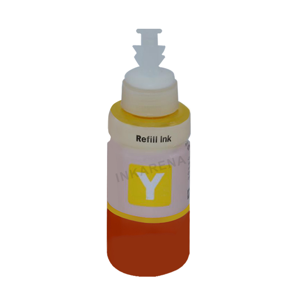 4 Color Dye Based Refill Ink Kit for Epson L100 L110 L120 L132 L210 L222 L300 L312 L355 L350 L362 L366 L550 L555 Printer Eco Ink