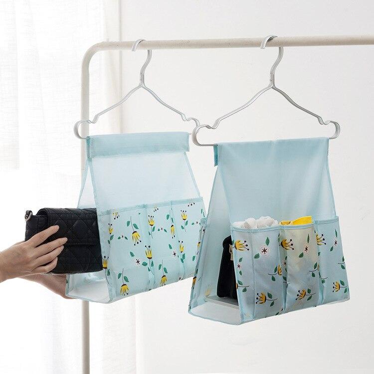 Večfunkcijska viseča torba velike garderobne nogavice spodnje - Organizacija doma