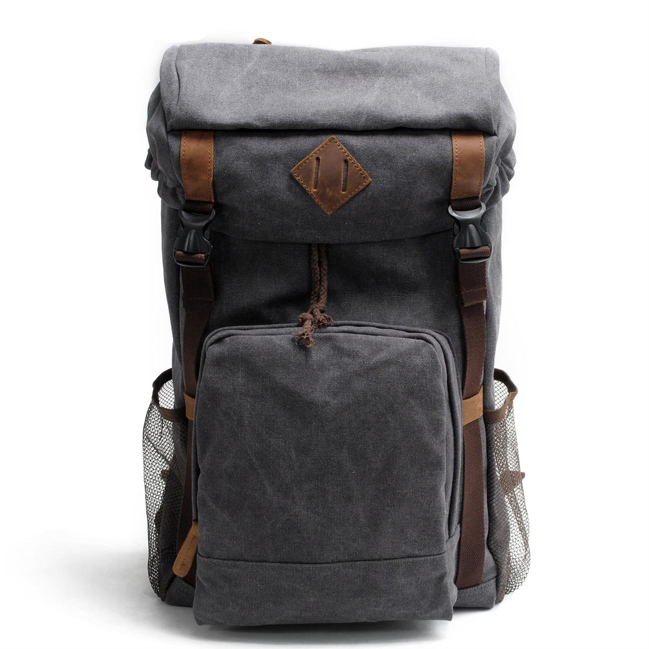 2018 New Arrival Large 17' Laptop Backpack Men Travel Luggage Bags Vintage Canvas Camp Backpacks Student School Bags Rucksack unisoul travel backpack bag 2016 new designed men s backpacks laptop computer canvas bags men backpack vintage school rucksack