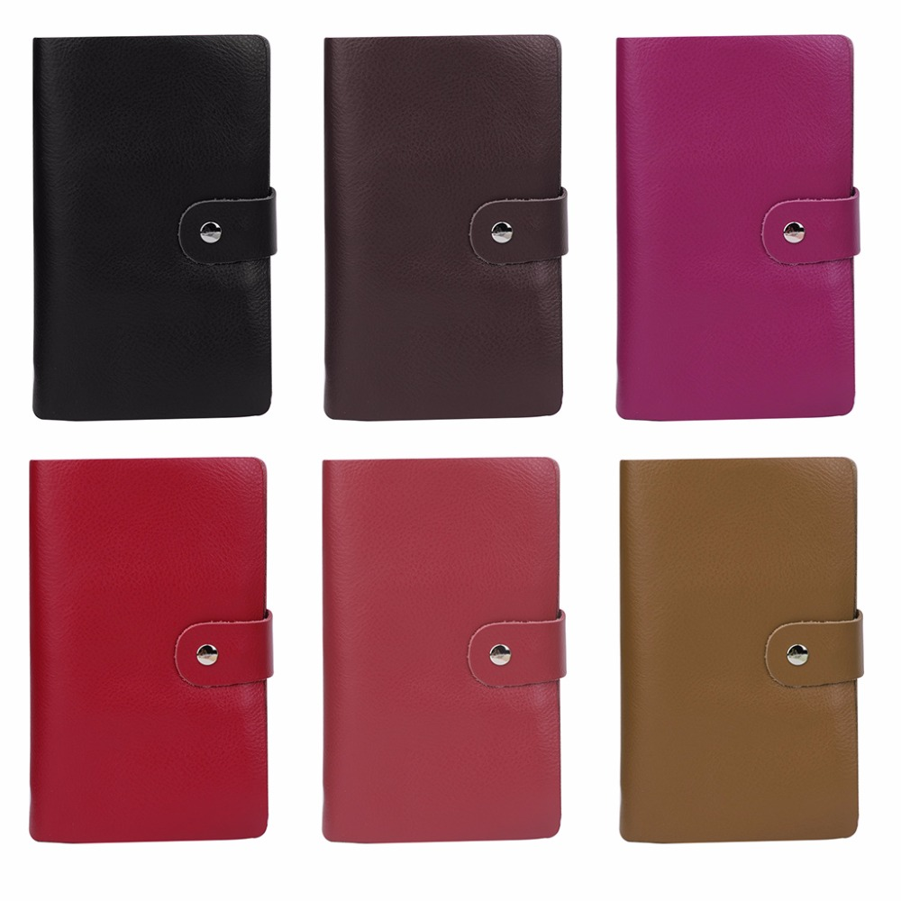 Promotion for Case Organizer With Hold 96 Cards Business ID Credit Card Holder Book