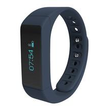 Waterproof Wearable Sport Watch I5 Plus Smart Wristband Bracelet Bluetooth 4.0 IP67 Pedometer Track Calorie Health Sleep Monitor