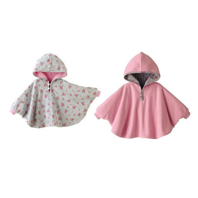 Promotion-2016-Fleece-Baby-Coat-Babe-Cloak-Two-sided-Outwear-Floral-Baby-Poncho-Cape-Infant-toddler-newborn-Baby-Coat-DK005-3