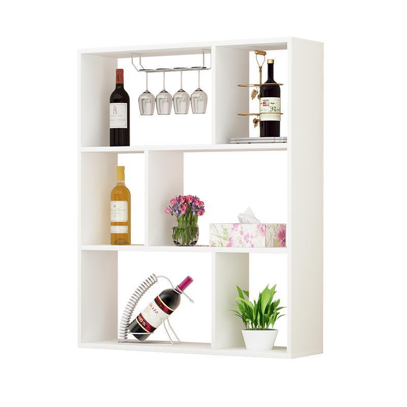 Shelves Vetrinetta Da Esposizione Sala Storage Hotel Desk Kast Rack Meble Display Mueble Commercial Furniture Bar Wine Cabinet