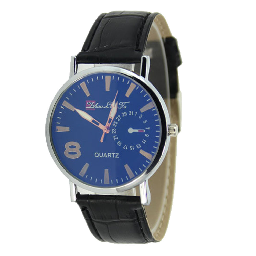 Toopoot Reloj hombre 2016 Luxury brand Leather <font><b>Ladies</b></font> tops watch Analog <font><b>Blu-Ray</b></font> Business Wristwatch women mens Relogio feminino