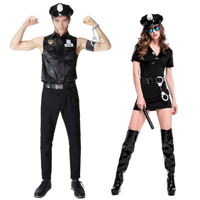 Sexy Outfit der Polizei