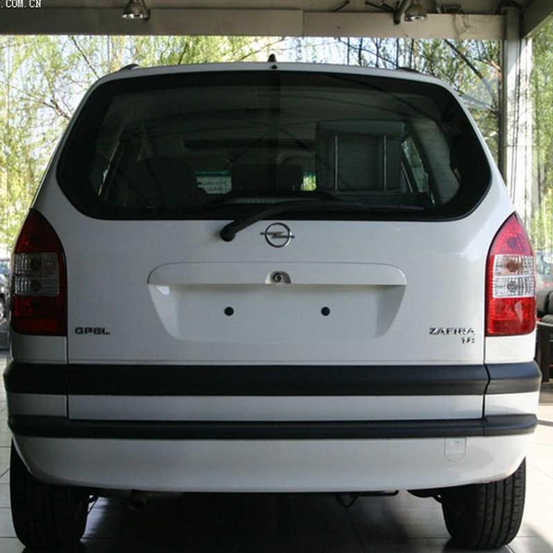 กระจกรถยนต์ใบปัดน้ำฝนด้านหลังสำหรับ Opel Zafira A (1999-2005),ด้านหลัง, ยางธรรมชาติ,รถอุปกรณ์เสริม