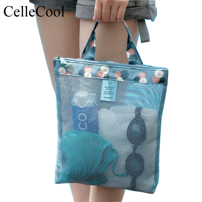 High Quality Travel Cosmetic Bag Outdoor Organizer Multifunctional Sport Swimming Bags Organizer Makeup Bags Beach Storage Bag