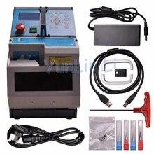 MIRACLE-A7+ станок для резки ключей, Портативный станок с ЧПУ для ключей, компьютерный контроль, автомобильный станок для изготовления ключей, слесарный комплект замков