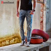 European & America Style 2017 New Arrival Washed Patched Jeans Men,Hot Sale Cotton Denim Good Quality Men Jeans,172075