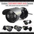 3ARRAY Ahd 1080p Camera Mini Cam Cctv Kamera Waterproof IR Bullet Camera Wide Angle 3.6mm
