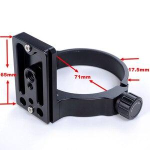 Image 4 - IShoot עדשת תמיכה צווארון עבור Sigma TS 21 AF APO 70 200 F/2.8 EX DG OS HSM מאקרו, APO 50 150 F2.8 EX DC O חצובה הר טבעת