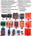 17 шт. универсальные адаптеры наборы для программиста для TL866A TL866cs адаптера G540 RT809F EZP2010 TOP3000