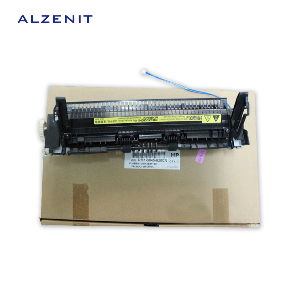 ALZENIT For HP 1022 1022 HP1022 HP1022 New Fuser Unit Assembly RM1-2049 RM1-2050 220V Printer Parts On Sale