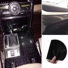 30cmX152cm Snake skin Crocodile Skin Leather Pattern Carbon Fiber Vinyl Film Automobiles Motorcycle bicycle sticker car-styling(China)