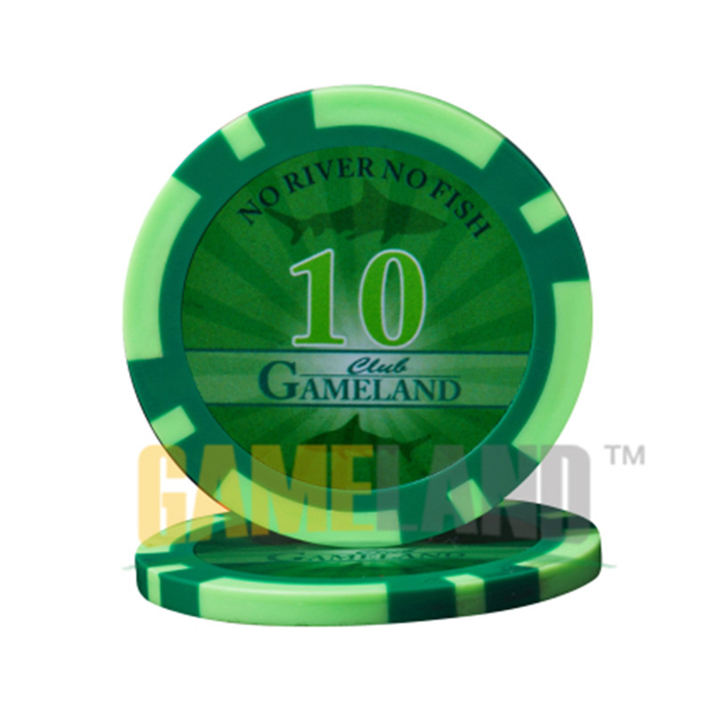 Poker Cards Chips Casino Coins Chips Professional Baccarat Banker Texas Holdem Poker Chips Upscale Gambing Poker Accessories