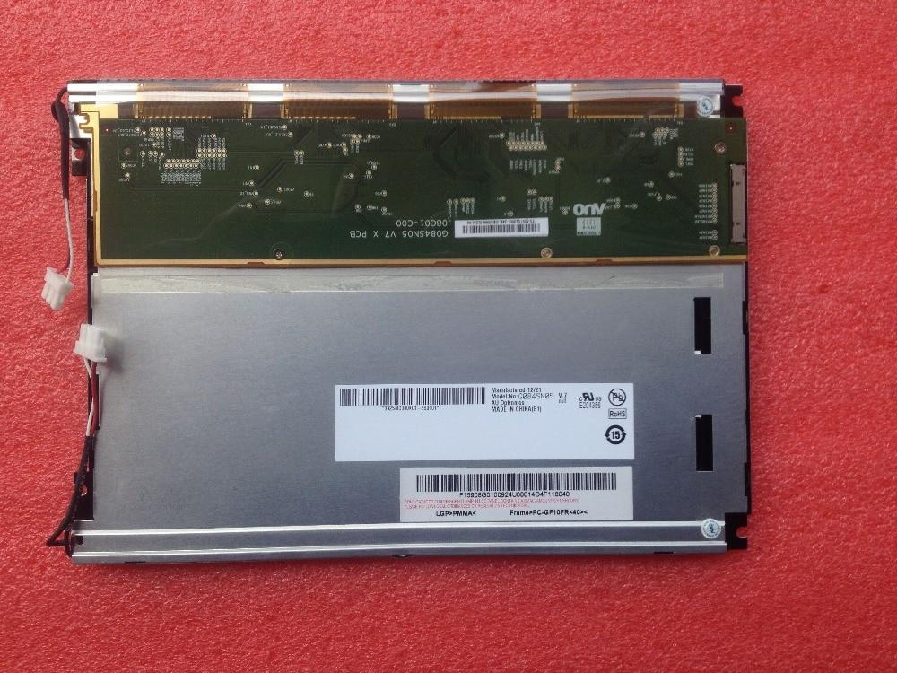 G084SN05 V7 G084SN05 V.7 Disblay screen g084sn05 v 1 8 4 inch 800 600 lcd display screen g084sn05 v1