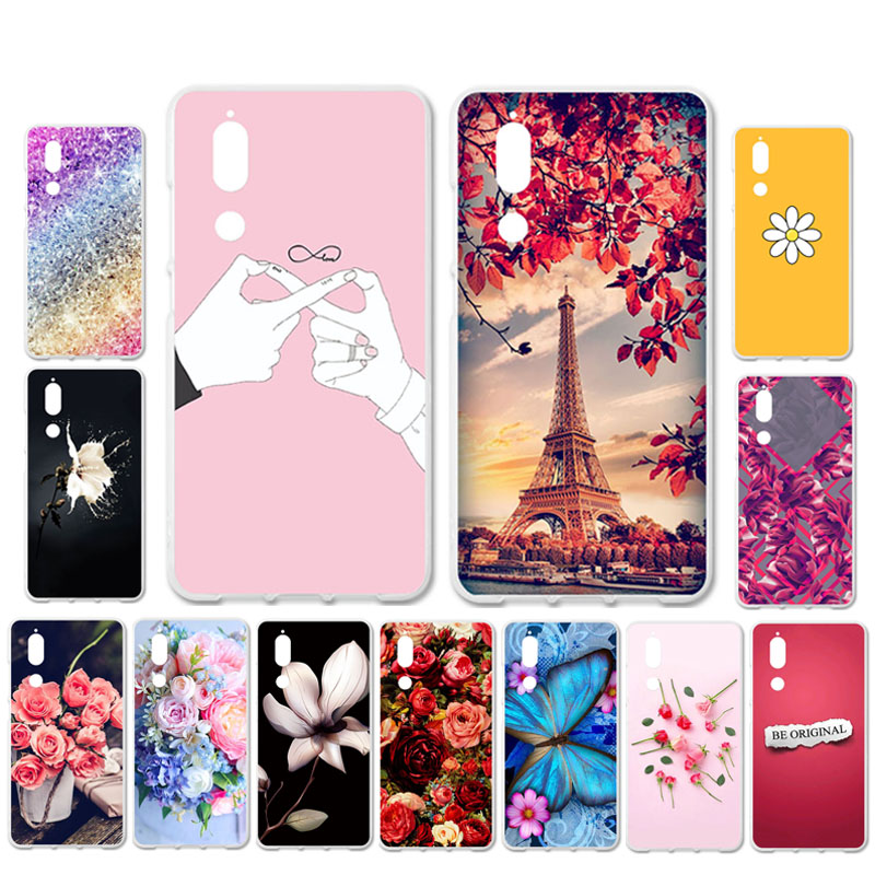 Ojeleye DIY Patterned Silicon Case For Sharp Aquos S2 Case Soft TPU Cartoon Phone Cover For Sharp Aquos S2 Covers Shell