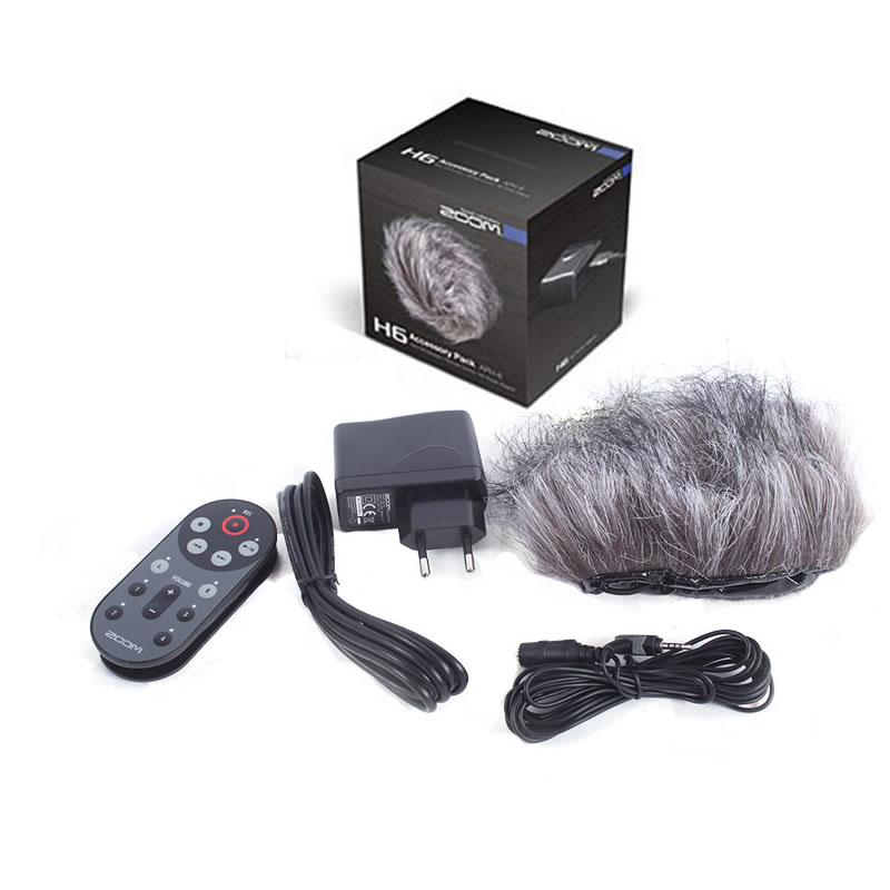 ZOOM APH6 APH 6 Accessory Kit for recording pen Accessory Pack full set of accessories for