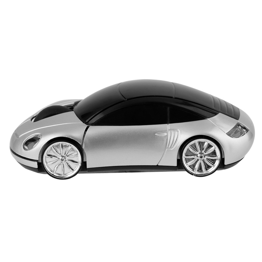 Fashion Creative 2.4GHZ Wireless Car Shape Mouse 1600DPI Wireless Optical High Precision Mouse Mice For PC Laptop Computer