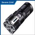 2015 NEW NITECORE TM26 Tiny Monster 4*CREE XM-L2 LED Cool White 4000 Lumens Flashlight Torches