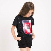 2017 Famous Brand Design Children S T Shirt For Girls Cotton T Shirts IKorean Shirt Kids