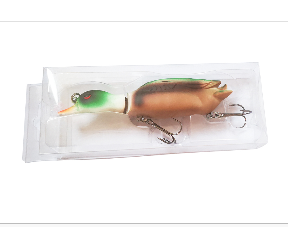 Duck Fishing Lure Crankbait 07