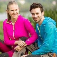 Spring Summer Quick Dry Man Women Outdoor Sport Thin Jacket Windbreaker Waterproof Sun Protection Lightweight Hiking