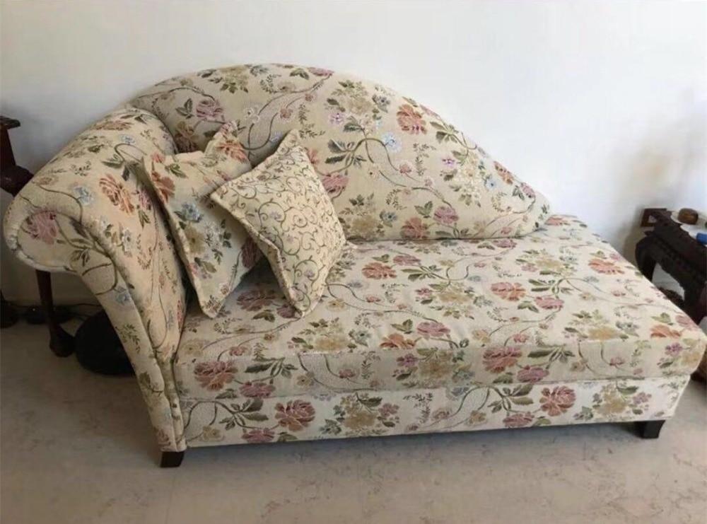 Deluxe Jacquard Heavy Soft Chenille Sofa ամբիոն - Արվեստ, արհեստ և կարի - Լուսանկար 6
