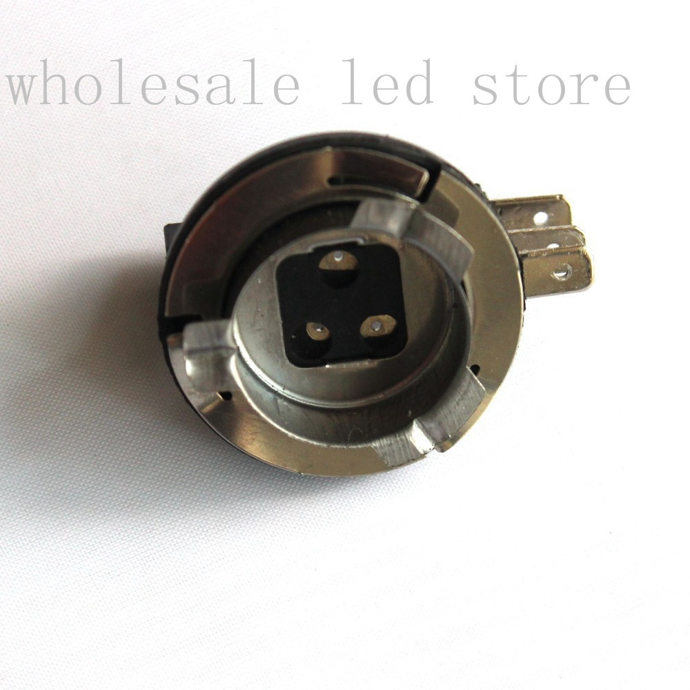 Free shipping 1 pieces per lot for Car LED Fog lamp holder adapters LED H15 for Germany Vehicles V **w series [sku 150] precision machining lathe single v pom v slot wheel delrin makerslide for your building 50pcs per bag free shipping