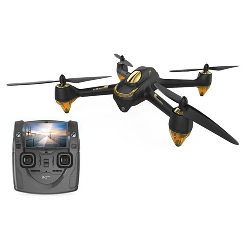 Hubsan H501S H501SS X4 Pro 5.8G FPV sans balai avec caméra HD 1080 P GPS RTF suivez-moi Mode quadrirotor hélicoptère RC Drone